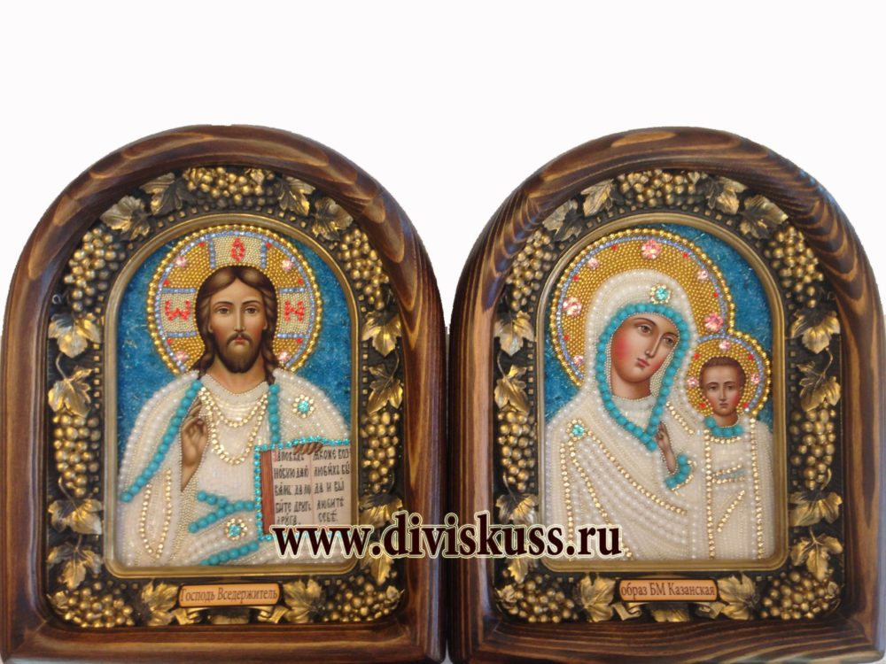 Венчальная пара иконы