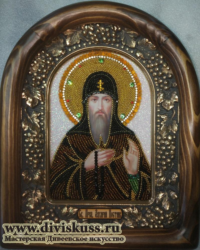 Захария постник печерский преподобный