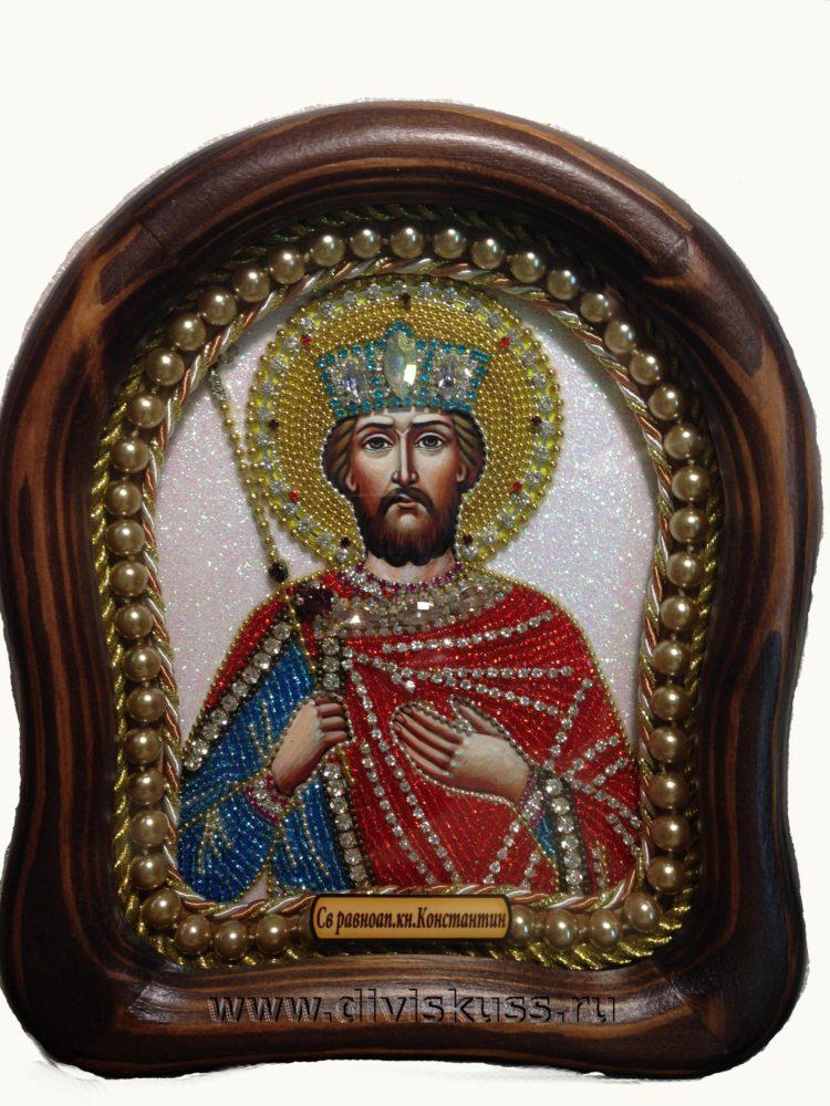 Икона Константина Великого равноапостольного царя