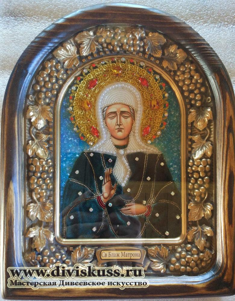 Матрона Московская купить икону