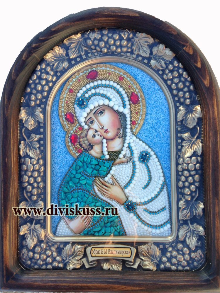 Образ Божией Матери Владимирская