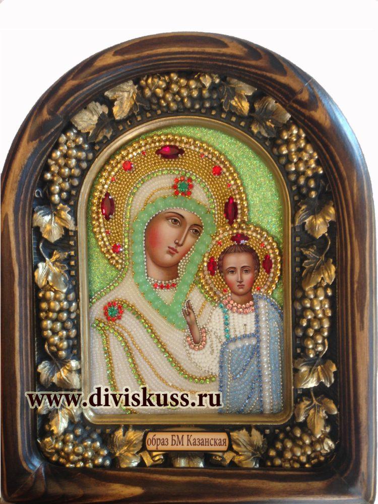 Образ Божией Матери Казанская