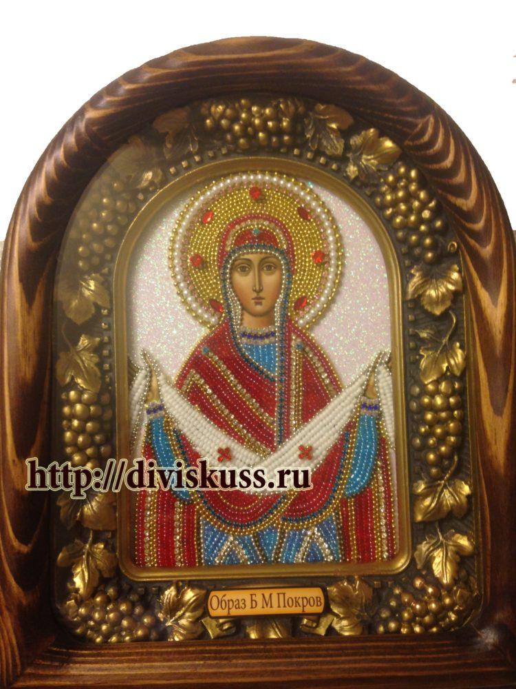 Покров – образ Божией Матери