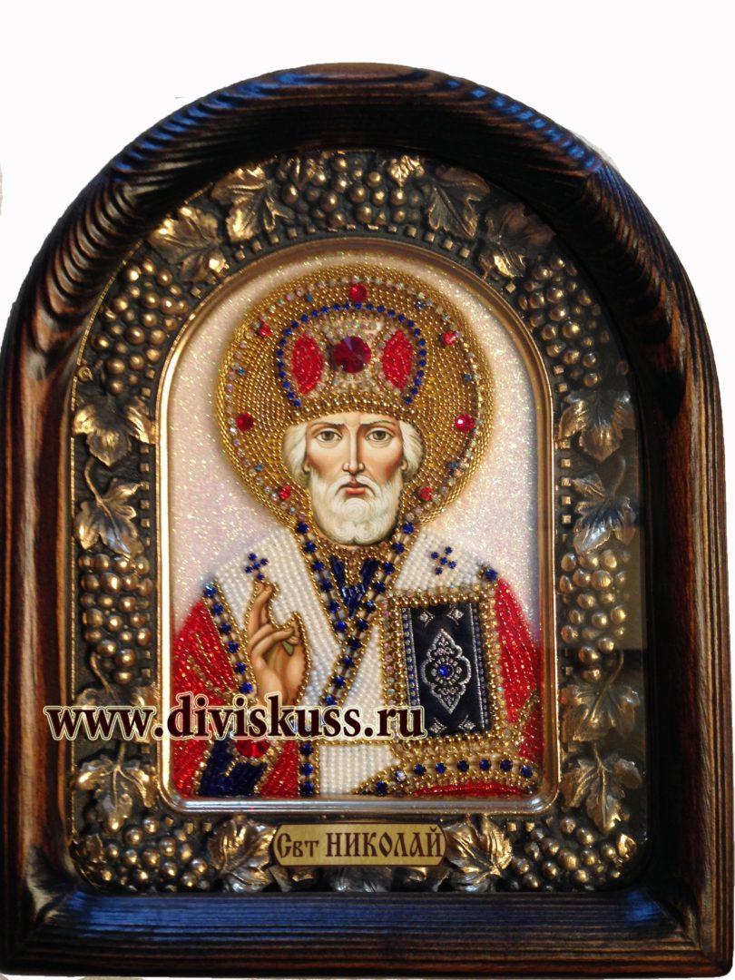 Икона Николая Архиепископа Мирликийских чудотворца