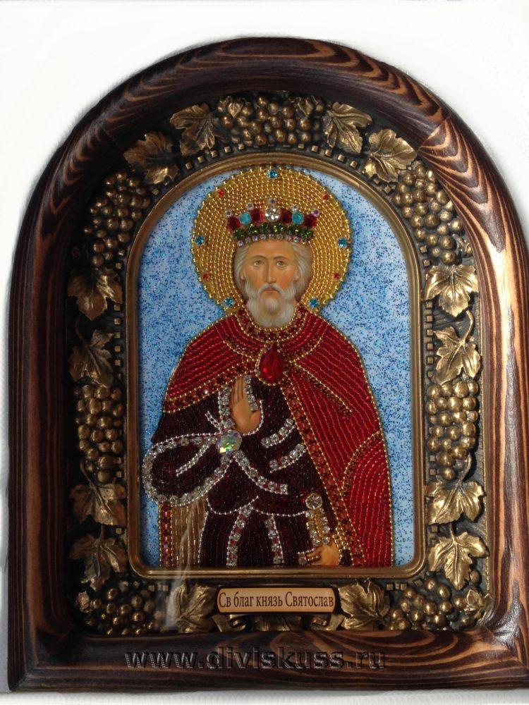 Святослав Святой благоверный князь