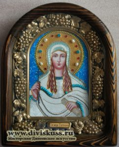 Икона Татьяна