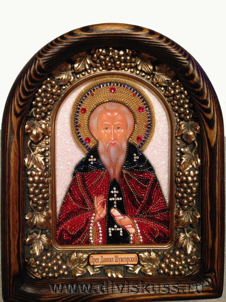 Преподобный Даниил Шужгорский