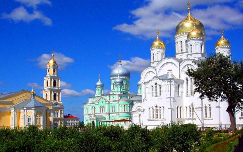 Дивеево монастырь официальный сайт