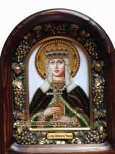 святая Людмила