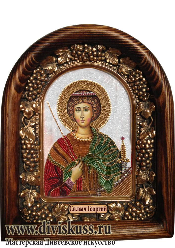 Георгий Победоносец купить икону