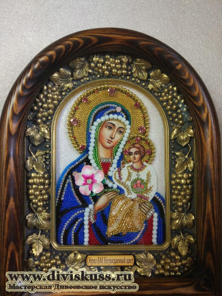 Образ Божией Матери Неувядаемый Цвет