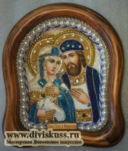 икона Петр и Феврония