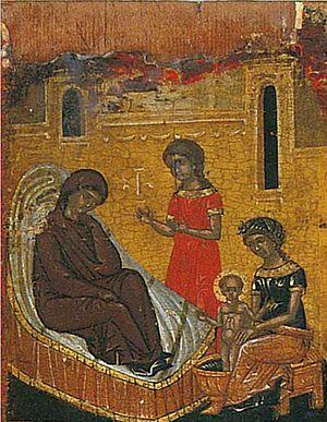 Рождение святителя Николая