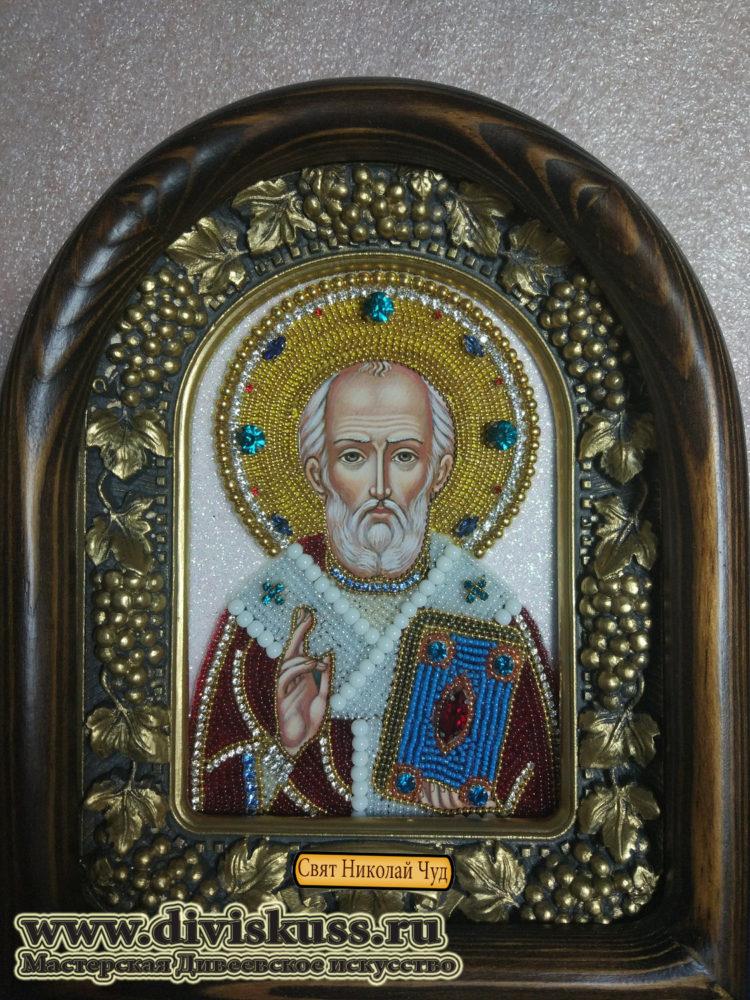 Святитель Николай Чуд . Архиепископ Мирликийских