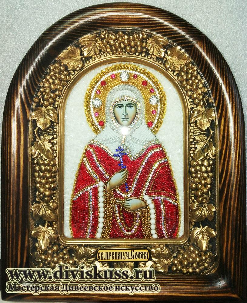 София (Селивестрова) преподобномученица
