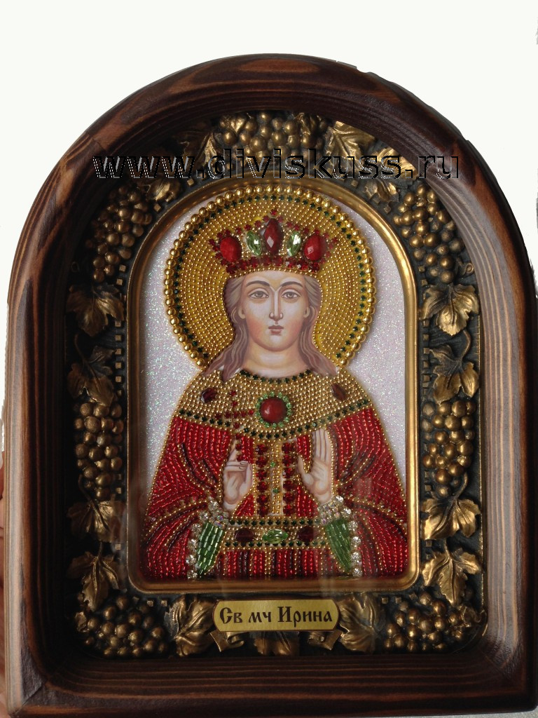 Ирина Македонская Святая мученица