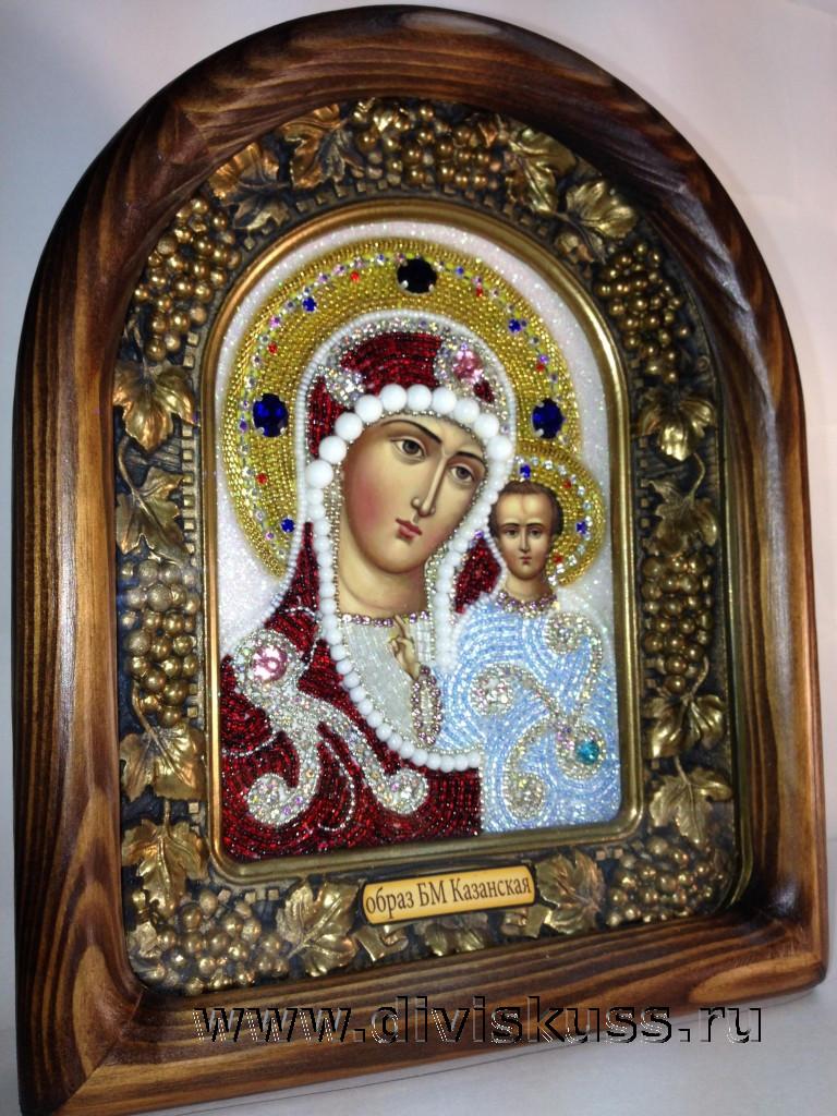 образ Богоматери Казанская