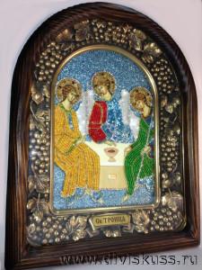 Иконы бисером в Москве
