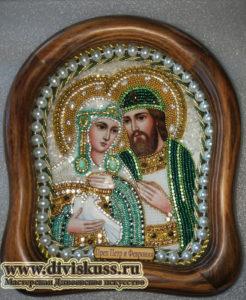 Преподобные Петр и Феврония