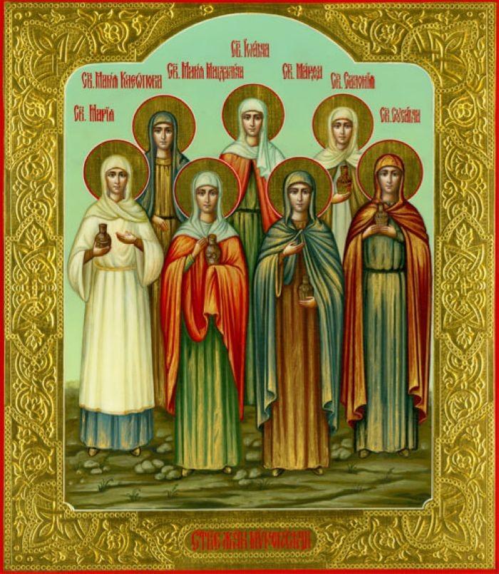 ПОЗДРАВЛЯЕМ! Православный женский день.